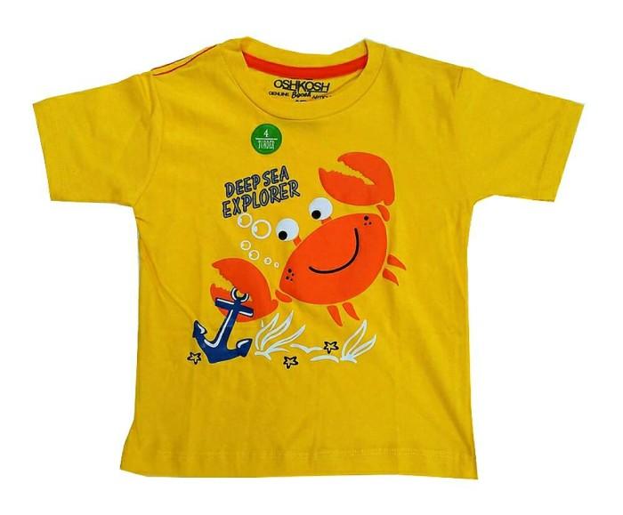 Pakaian Anak Laki Laki - Kaos Anak Oshkosh Yellow Crab