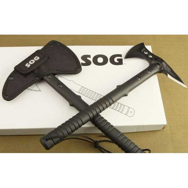 harga Kapak dual-blade tomahawk stainless steel - hitam Tokopedia.com