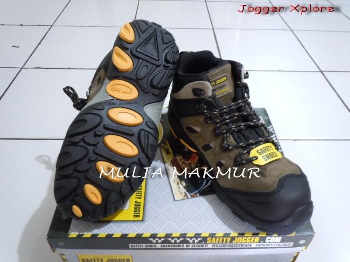 Foto Produk Sepatu Safety Jogger Xplore S3 dari Mulia Komputer