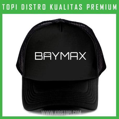 Topi Baymax 25 Trucker Baseball Snapback BYX25 Distro 3af5f112b9