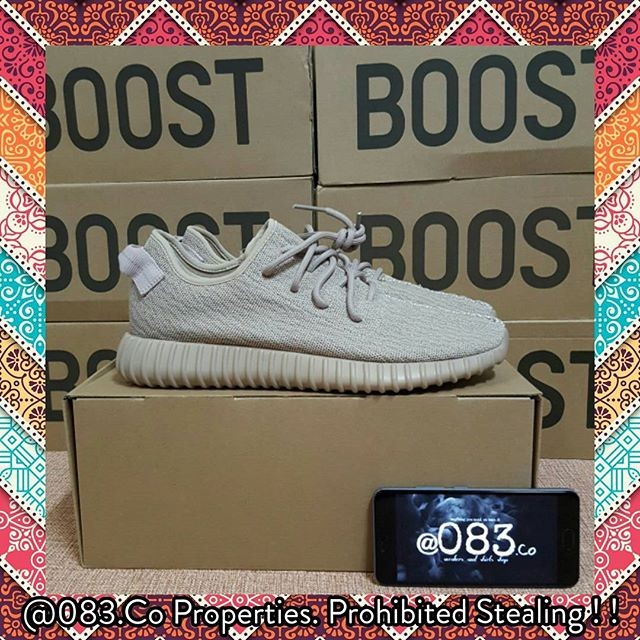 4024f0808a1e0 Jual Adidas Yeezy Boost 350 v1 Oxford Tan - 083store