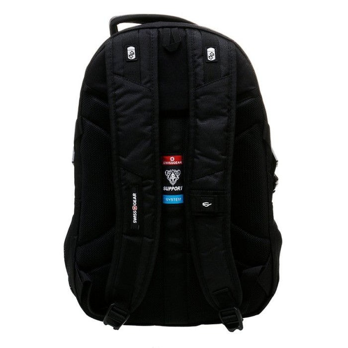 harga Swiss gear sa9360 - tas laptop backpack - hitam Tokopedia.com