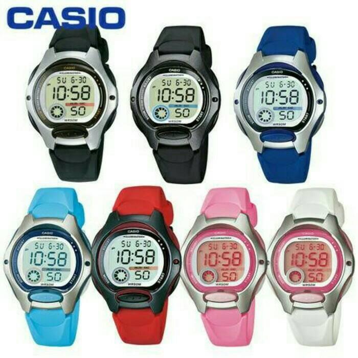 harga Jam tangan anak wanita casio lw-200 series original & bergaransi Tokopedia.com