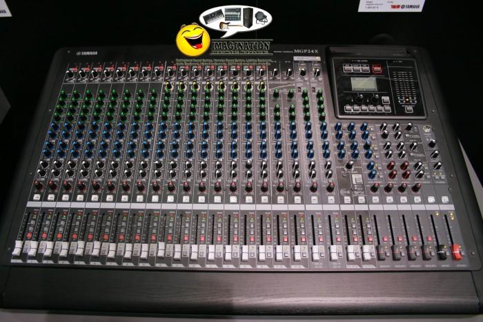 harga Mixer yamaha mgp24x / mgp 24x / mgp 24 x original Tokopedia.com