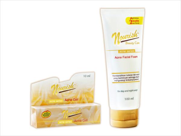 Produk Nourish Skin Untuk Menghilangkan Bekas Jerawat
