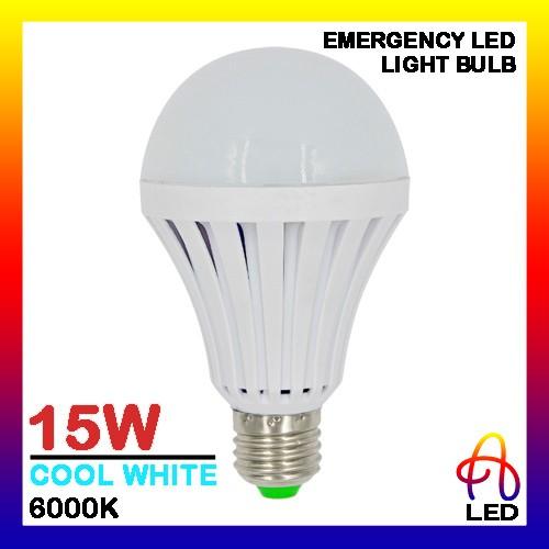 harga Bohlam lampu led emergency 15 watt w ajaib sentuh gerobak  murah Tokopedia.com