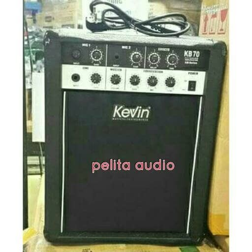 harga Amplifier keyboard kevin kb -70 Tokopedia.com