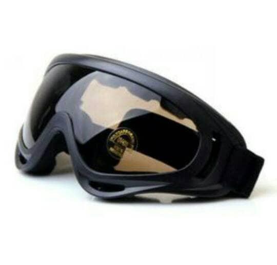 harga Kacamata bikers / goggle / kaca mata air softgun Tokopedia.com