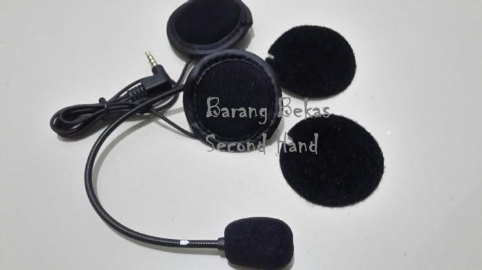 harga Headset bluetooth intercom v6 motor (aksesoris saja) Tokopedia.com