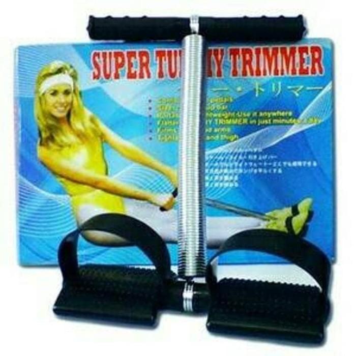harga Alat fitness pelangsing perut portable pilates studio tummy trimmer Tokopedia.com