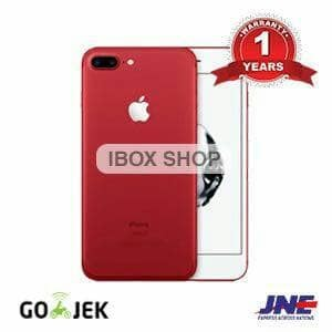 Jual Ready Stock Iphone 7 Red Limited Edition 256gb Garansi Apple