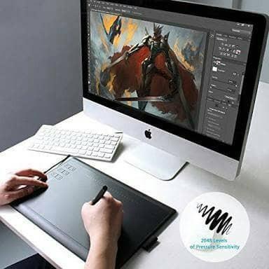 harga Huion new 1060plus alternatif wacom xp pen intuos pro Tokopedia.com