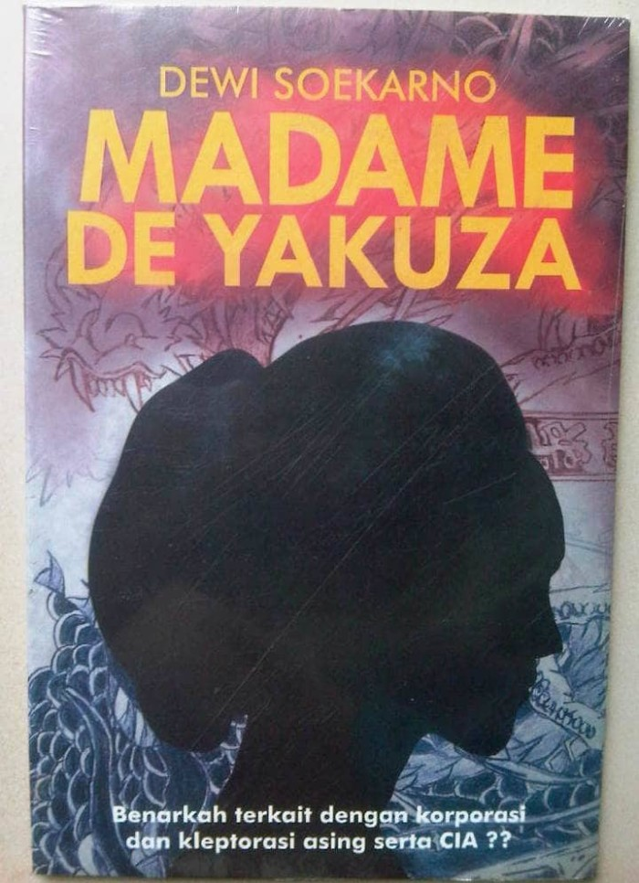 harga Dewi soekarno madame de yakuza Tokopedia.com