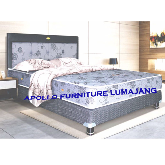 Jual Springbed American Pillo Superior Kasur Saja Ukuran 120x200 Kab Lumajang Apollo Furniture Lumajan Tokopedia