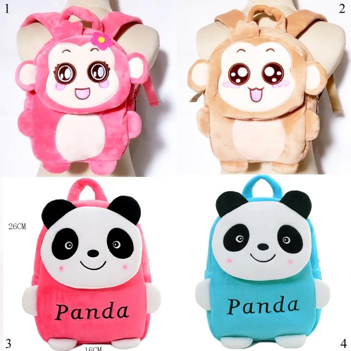 harga Tas ransel boneka cici yoyo panda impor esklusif minnie mickey pretty Tokopedia.com