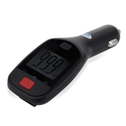 harga Car mp3 player fm transmitter bluetooth display car Tokopedia.com
