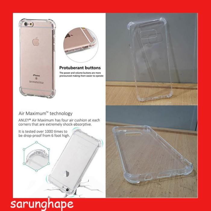 Samsung Galaxy S8 Plus Anti - Crack TPU Case Casing Cover