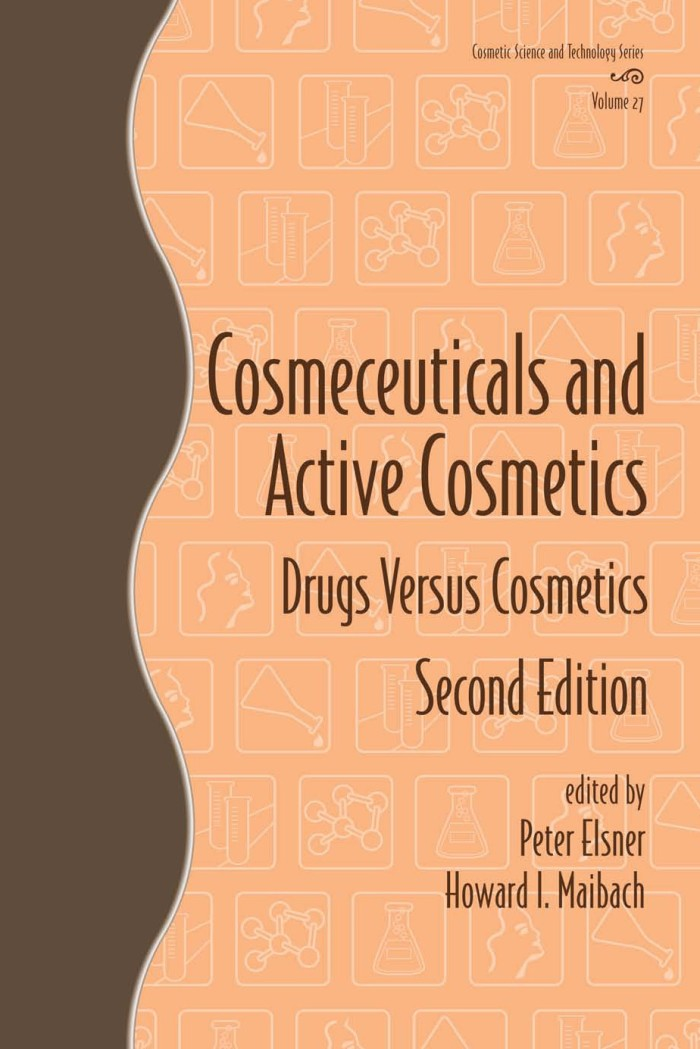 harga Cosmeceuticals and active cosmetics: drugs vs. cosmetics (2e) [ebook] Tokopedia.com