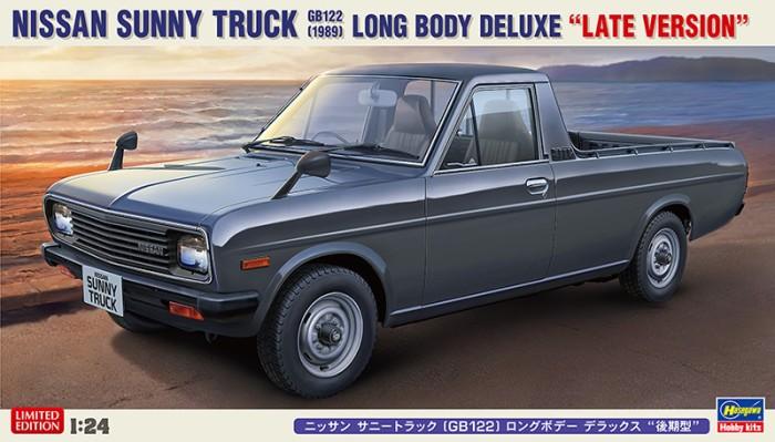 harga Hasegawa 1/24 nissan sunny truck long body deluxe  late version Tokopedia.com