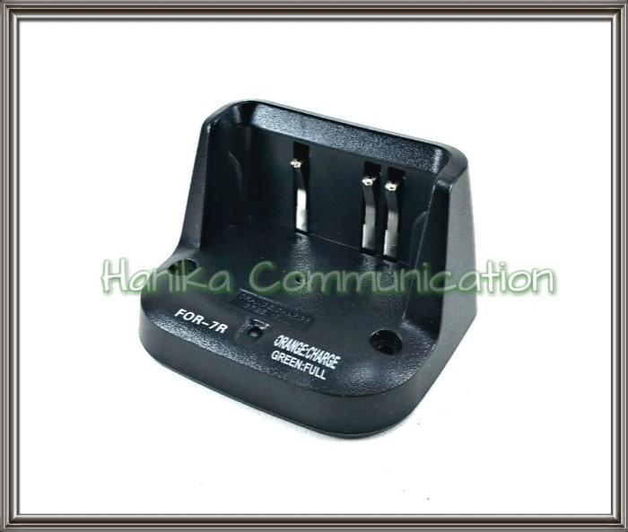 harga For-7r desktop charger ht yaesu vx-6r vx-7r vx6 vx7 mangkok cajer Tokopedia.com