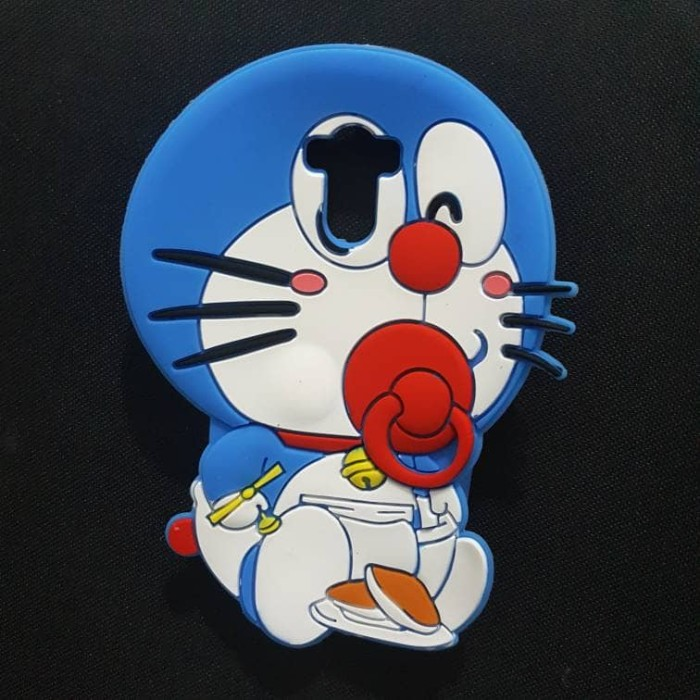 harga Case xiaomi redmi 4 / 4 prime softcase 3d kartun doraemon dot empeng Tokopedia.com