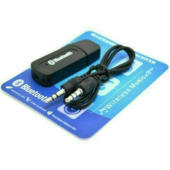 harga Receiver Usb Bluetooth Musik Audio Transmitter Mobile Speaker Tokopedia.com