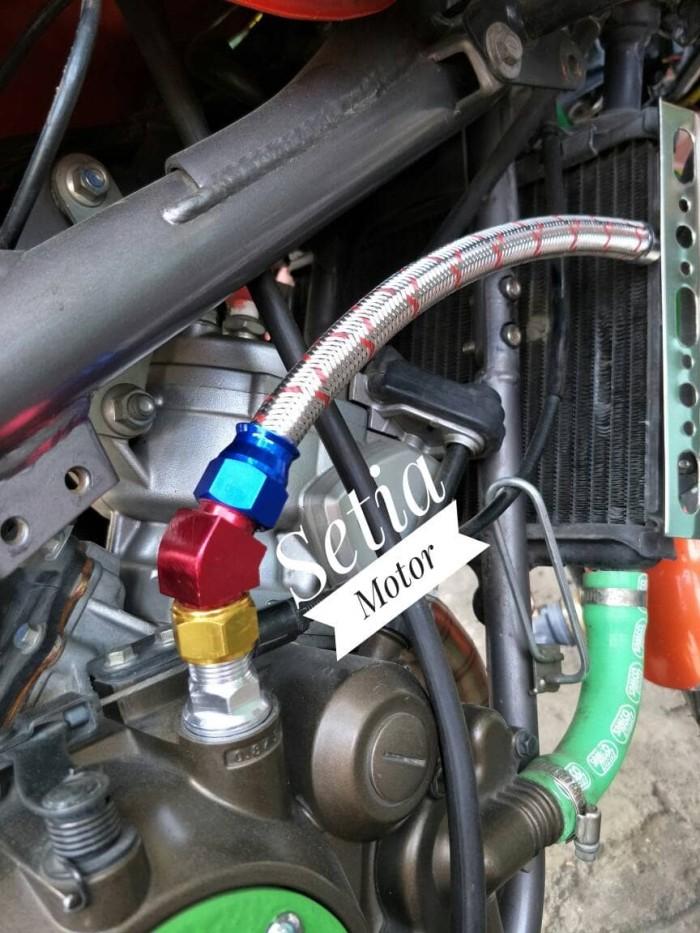 Jual Selang Oli / Tutup Oli Hawa Thailand Motor Mio, Vario