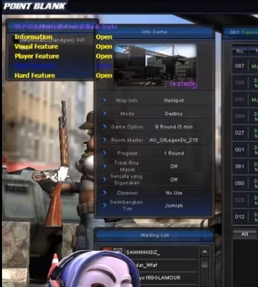 Jual CHEAT VIP PB GARENA X-Cheat Hackz fitur lengkap! - DKI Jakarta - VIP  X-Cheat Hackz | Tokopedia
