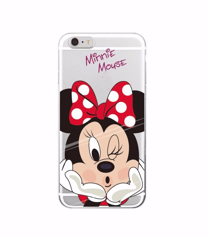 Jual Oppo F1s Minnie Mickey Mouse Pooh Soft Case Casing Sarung Gambar Lucu Jakarta Pusat Procase Tokopedia