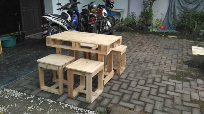 Jual Meja Kursi Jati Belanda Warung Kopi Cafe Depot Kota Surabaya 01 99 Teknik Tokopedia