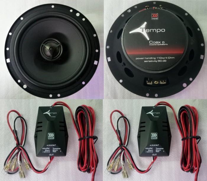 harga Speaker morel tempo coaxial / morel tempo coaxial Tokopedia.com