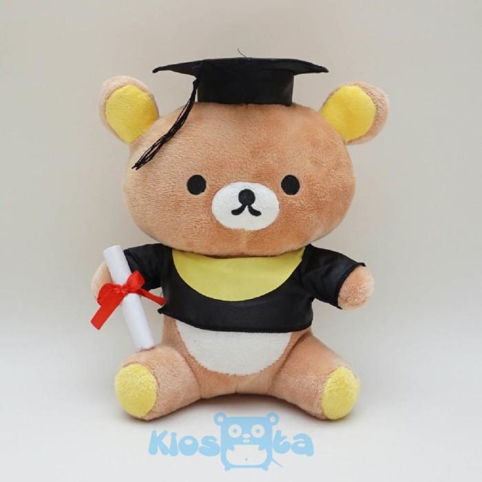 harga Boneka rilakkuma wisuda new Tokopedia.com