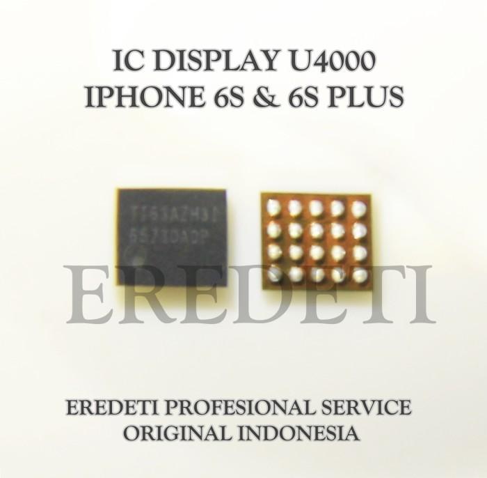 new style 8218a ada43 Jual IC Display U4000 iPhone 6s / 6s Plus KD-001035 - DKI Jakarta - EREDETI  | Tokopedia