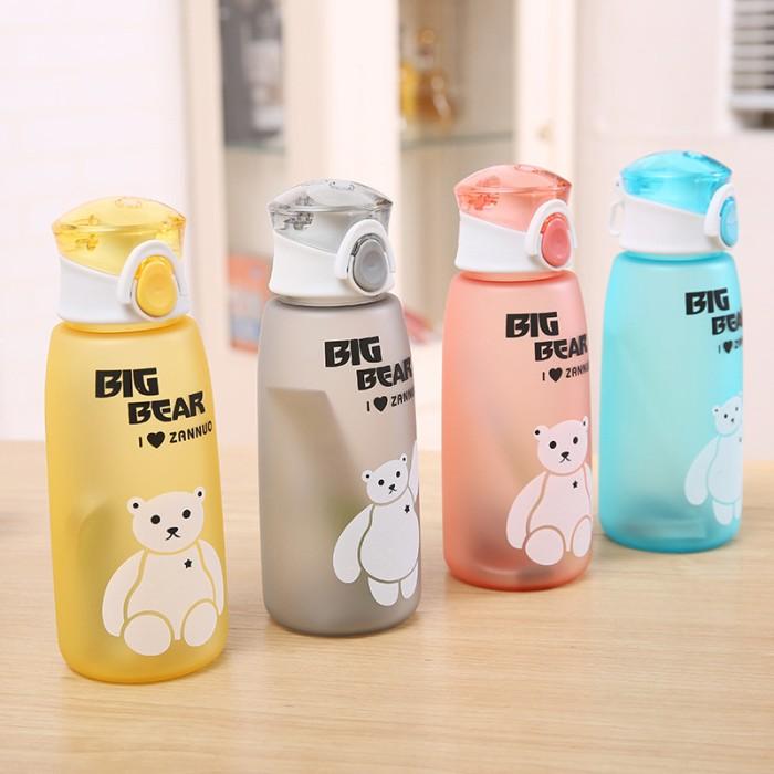 harga Botol Minum Karakter Big Bear / Water Bottle Tumbler Tokopedia.com