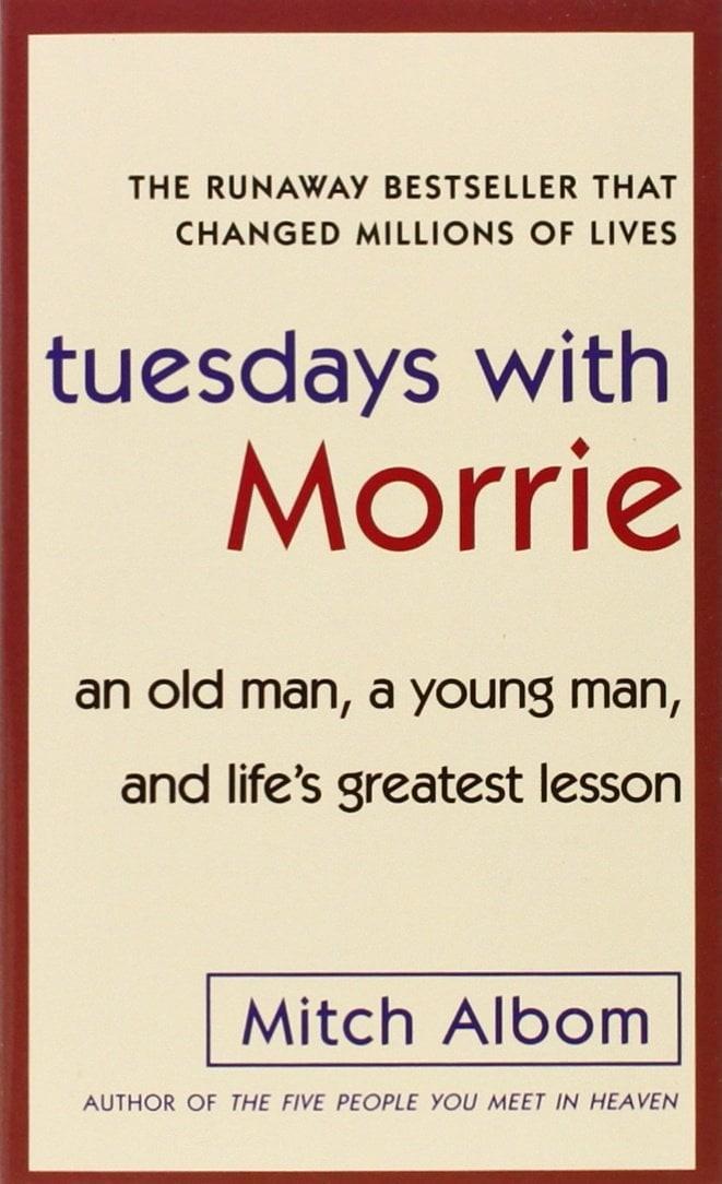 harga Tuesdays with morrie - mitch albom Tokopedia.com