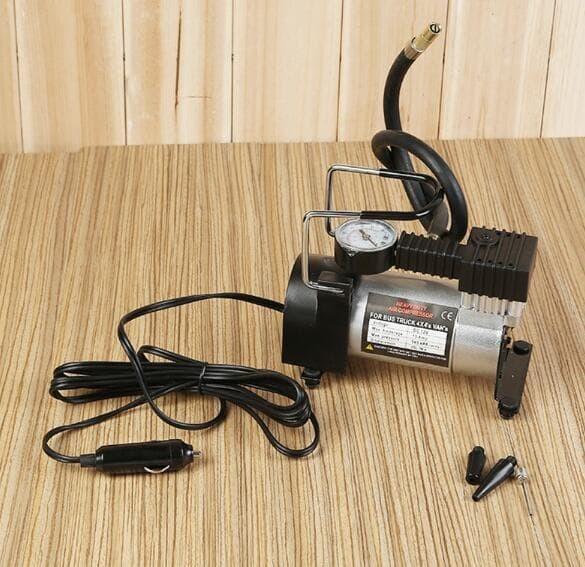 harga Mini kompresor lengkap dan bergaransi / pompa angin portable elektrik Tokopedia.com