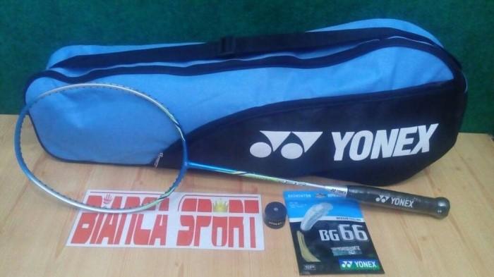 harga Raket badminton yonex nanoray d25 original Tokopedia.com