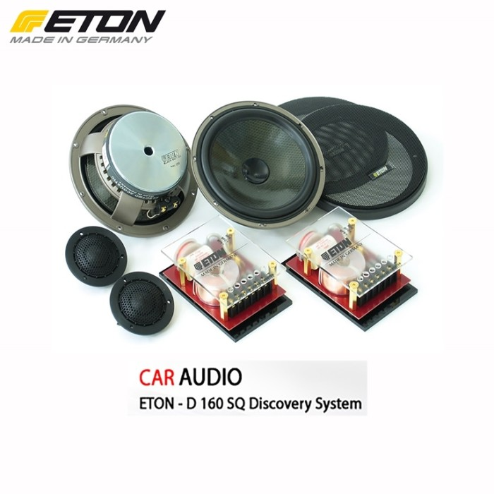 Jual Sale Eton D160sq High End Car Speaker