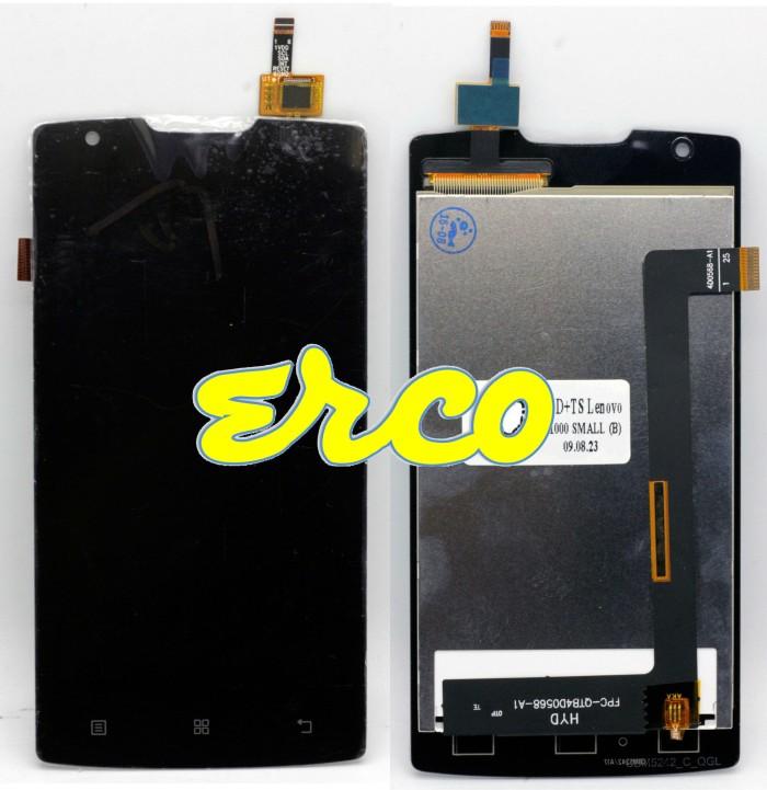 LCD + Touchscreen Lenovo A1000 Small