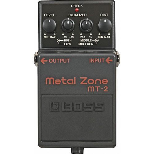 harga boss mt2 / mt-2 / mt 2 metal zone effects pedal Tokopedia.com