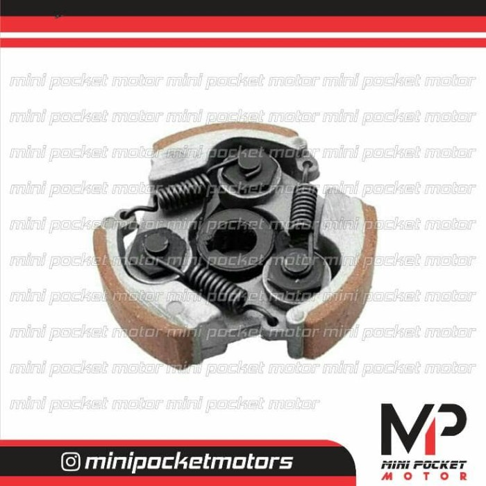 harga Kampas kopling / clutch motor mini gp  mini trail pocketbike Tokopedia.com
