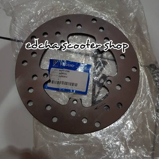 harga Disc Brake Original Piaggio Untuk Vespa Lx/s/lxv/sprint/primavera/et4 Tokopedia.com