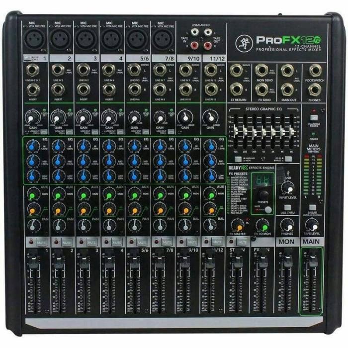 harga Audio mixer mackei profx12v2 Tokopedia.com