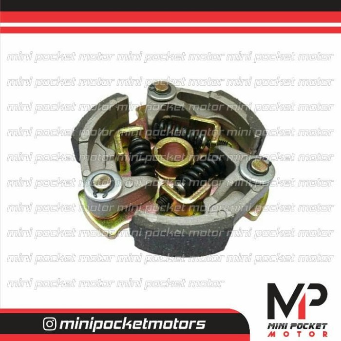 harga Clutch racing per 3 setelan motor mini gp / mini trail Tokopedia.com