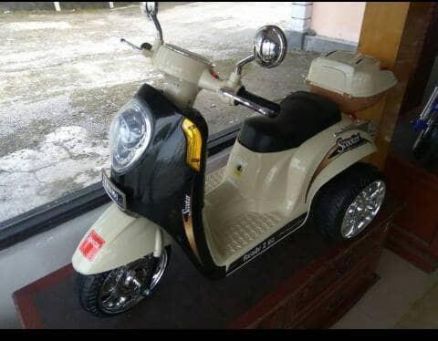 harga Motor aki anak scopy manual khusus gojek Tokopedia.com