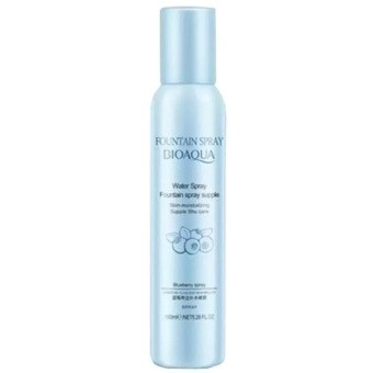 Bioaqua Fountain Spray 150ml Blueberry ( Penyegar Wajah ) - Blanja.com