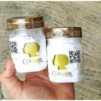 Bibit Collagen Original Pemutih Kulit Ampuh