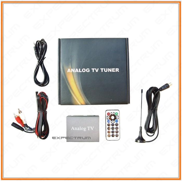 Tuner tv mobil analog universal