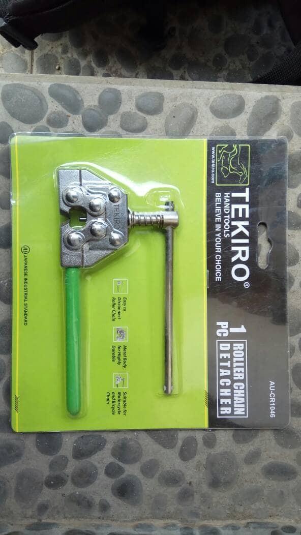 pemutus rantai motor / pemotong rantai / chain cutter tekiro