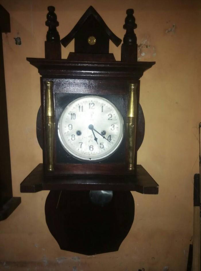 Jual jam dinding merk polaris jam kuno jam antik - Lariz 900  7ee9823611